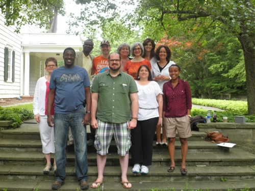 Lynn Underwood Retreat for Healing Services and Spiritual Care Staff