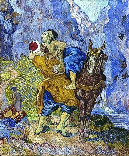 Samaritaan by VanGogh